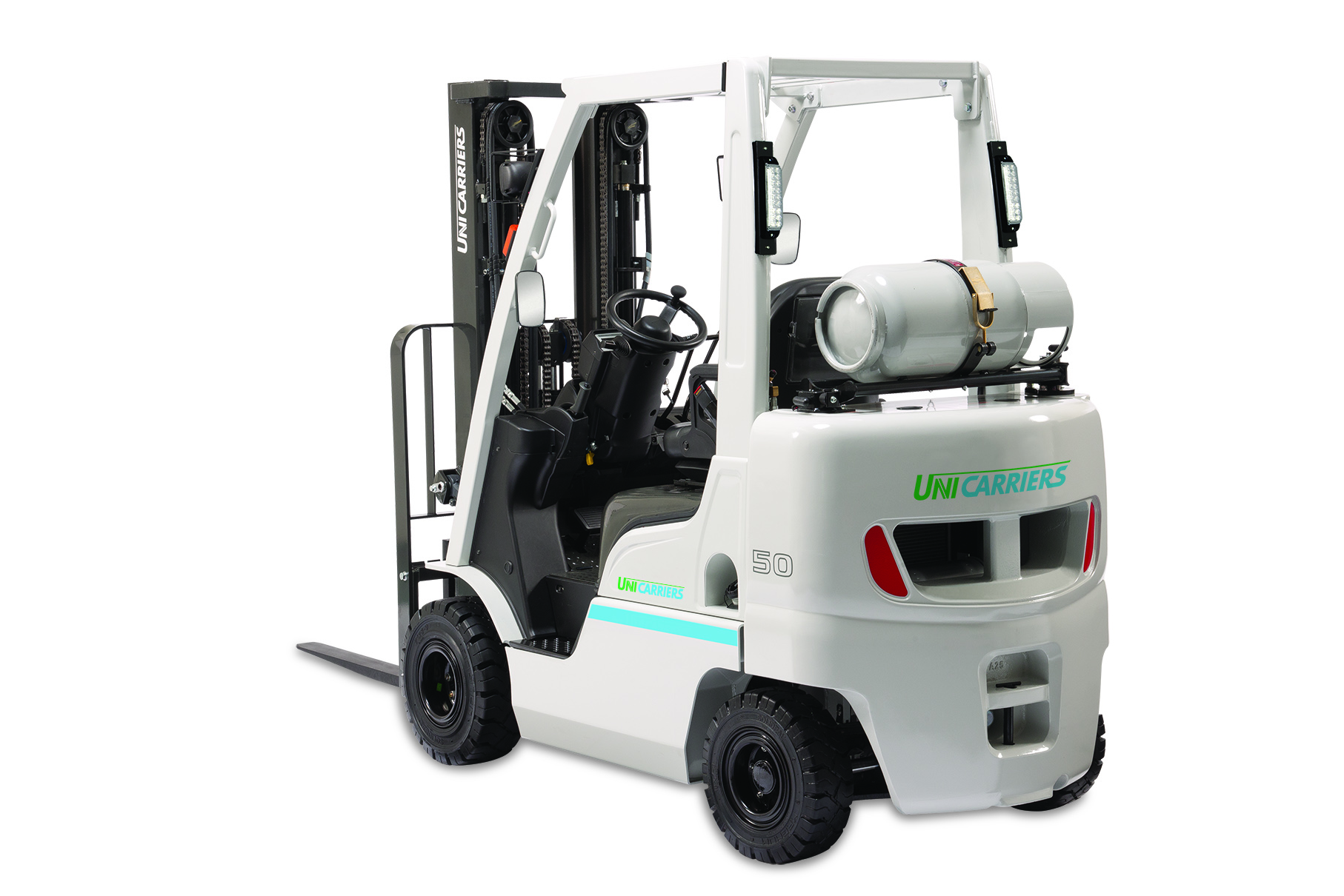 Unicarriers Nomad Stone Equipment Company Sales