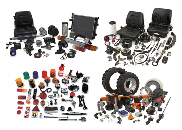 forklift parts department stone equipment company sales